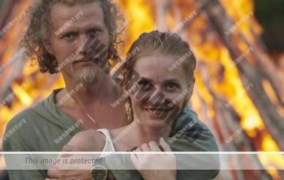 Margus Sarmet ja Kristiina Saul